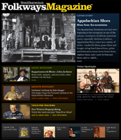 Smithsonian Folkways Magazine: Summer 2010 featuring Grassroots Music from the United States
