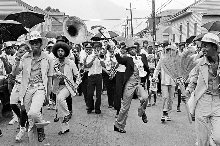 Photo by Eric Waters, courtesy Smithsonian Folkways Recordings, All Rights Reserved