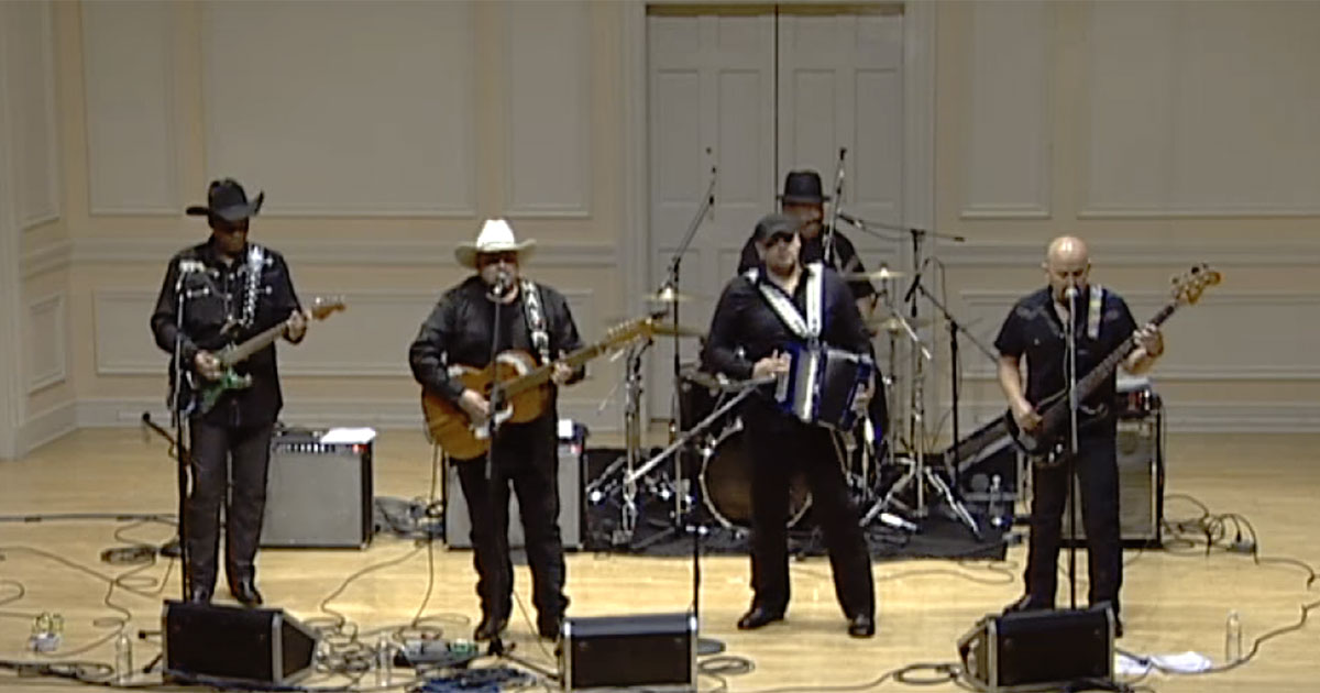 Los Texmaniacs: Traditional Conjunto Dance Music from Texas