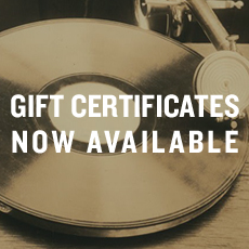 Gift Certificates Now Available