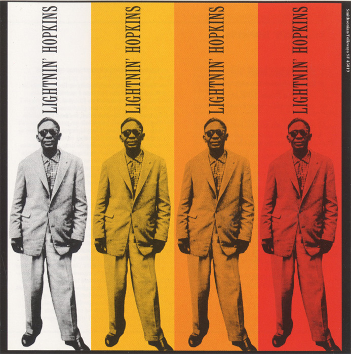 Lightnin Hopkins (SFW40019) CD artwork