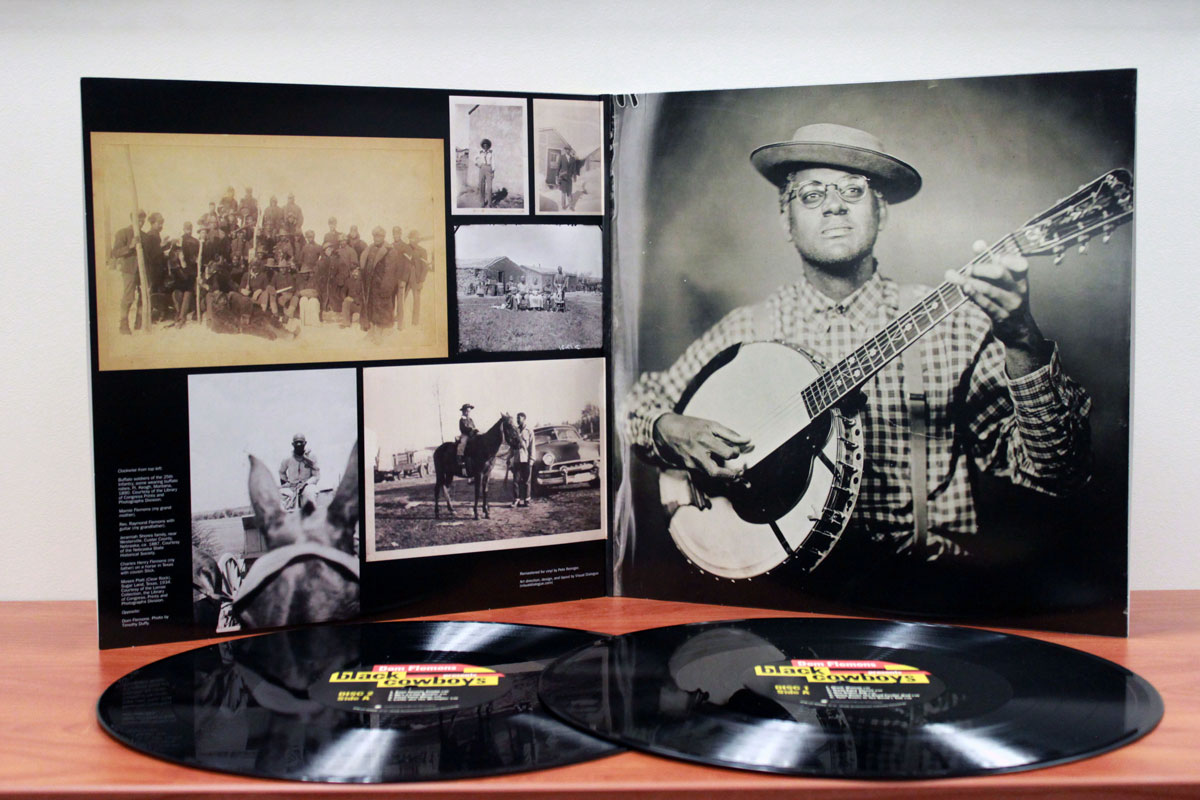 Black Cowboys LP