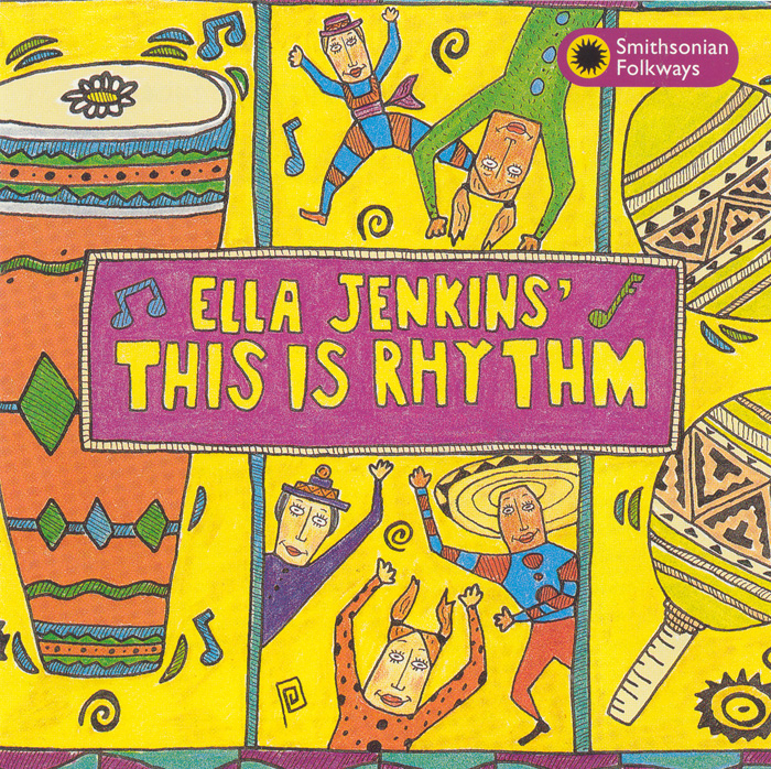 This is Rhythm CD artwork