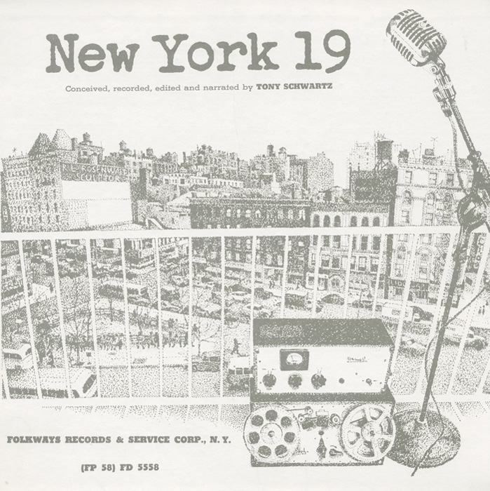 Year of Recording: 1954 / Illustration: Robert Rosenwald