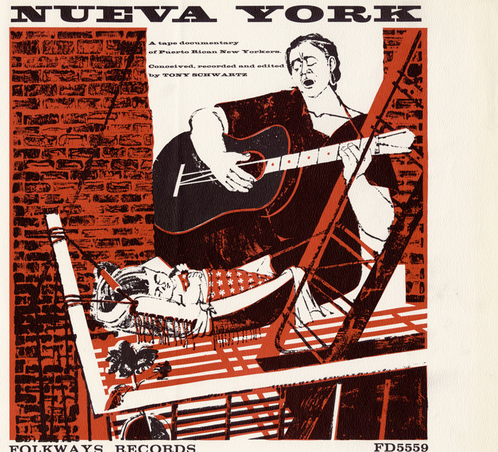 Year of Recording: 1955 / Illustration: Joseph Carpini