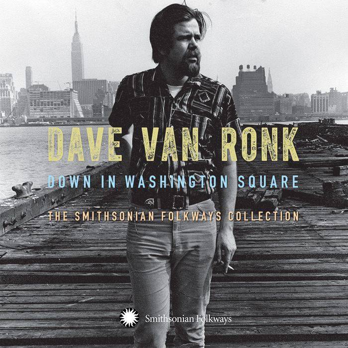 Down In Washington Square - The Smithsonian Folkways Collectionalbum cover.