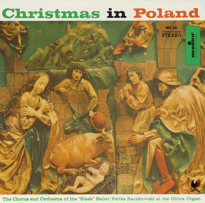 Polish State Folk Ballet-Śląsk, Christmas in Poland (unknown date), MON00336.