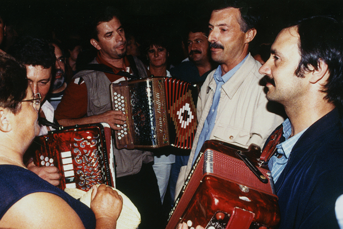 Photo by Salwa El-Shawan Castelo-Branco. Courtesy of the Ralph Rinzler Folklife Archives and Collections.