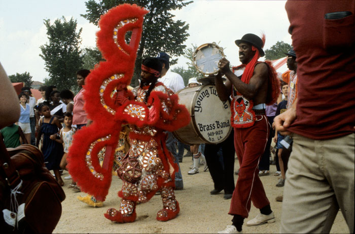 Photo by Brenda Gilmore. Courtesy of the Ralph Rinzler Folklife Archives and Collections.