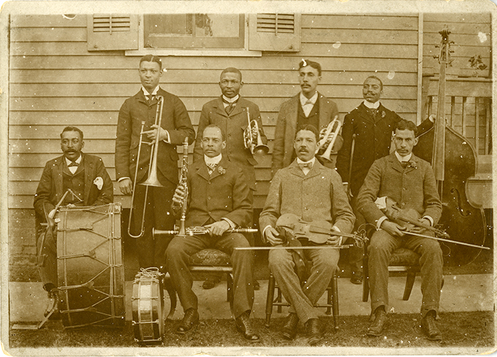 Image courtesy of the William Ransom Hogan Jazz Archive of Tulane University.