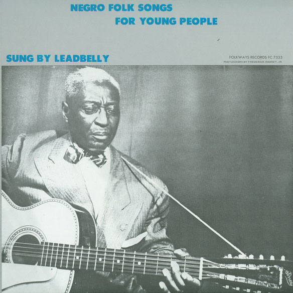 Album Cover: Negro Folk Songs for Young People