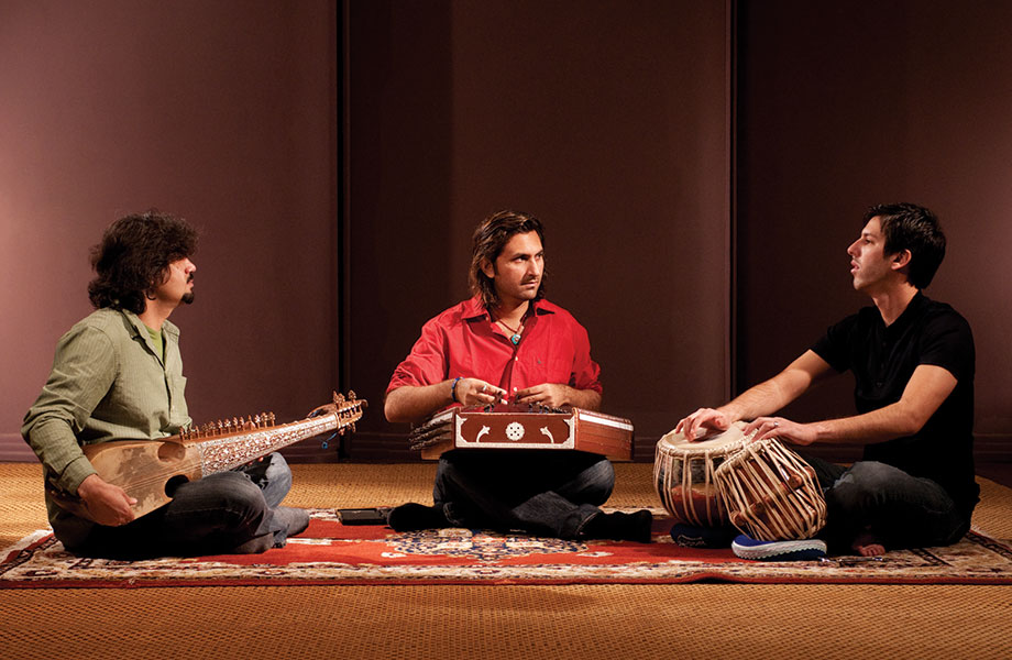 Afghanistan's music in the Smithsonian collection
