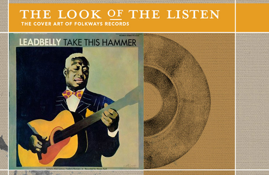 The Look of the Listen: The Cover Art of Folkways Records