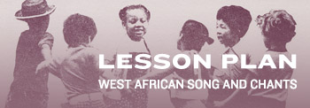 West African Song and Chants - Children's Music from Ghana