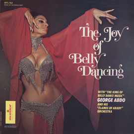 The joy of belly dance